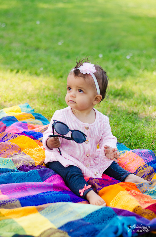 Fotofroggy Photography - cute baby girl in pink