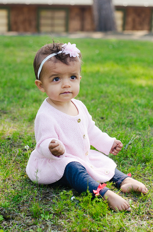 Fotofroggy Photography - baby girl in pink
